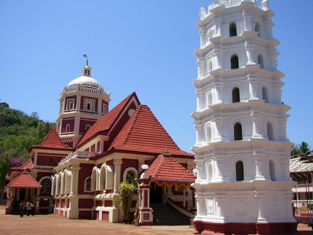 Sri Shantadurga Temple