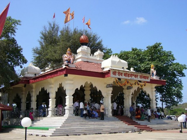 Lord Bodgeshwar Temple
