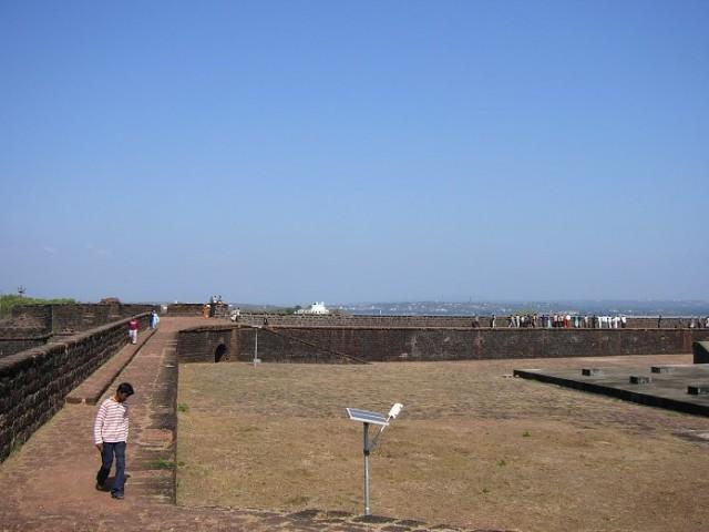 Aguada Fort