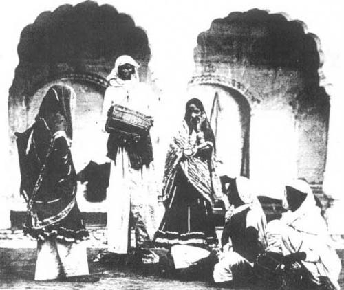 Хиджры. 1862.