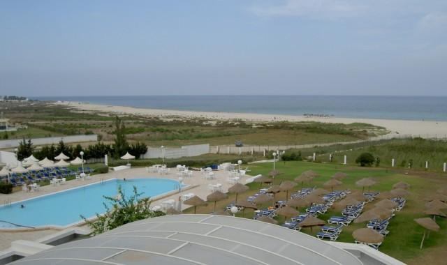 Bizerta, на севере Тунезии