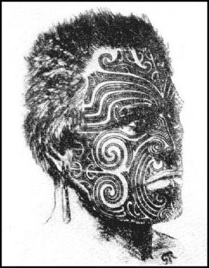Maori Moko (from www.designyourself.ro)