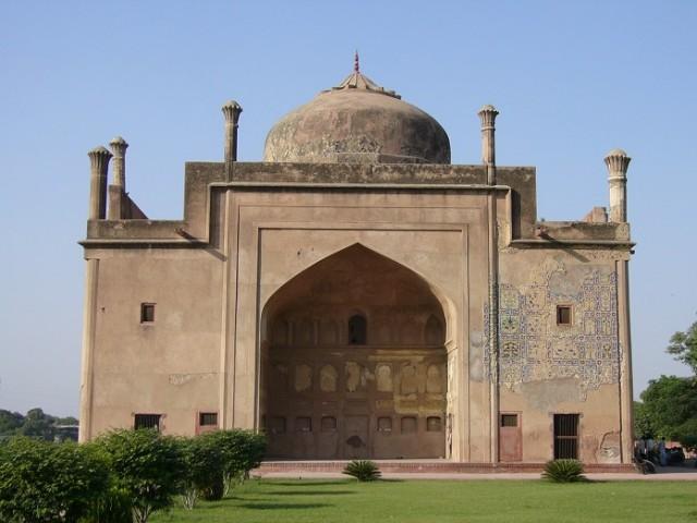 Chini-Ka-Rauza (Agra)