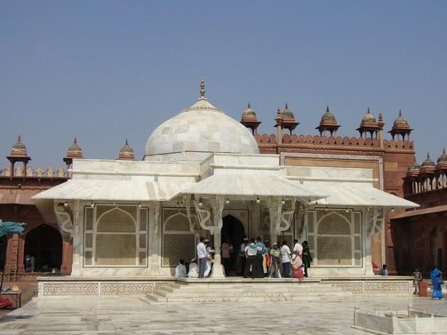Sheikh Salim Chisti's Tomb (Fatehpur Sikri)
