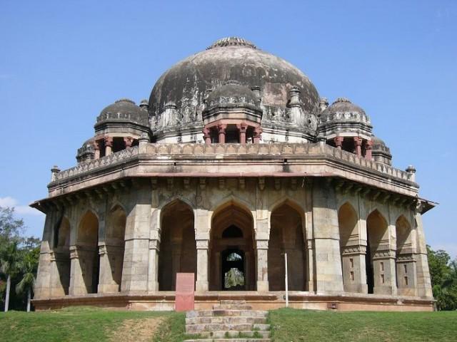 Muhammad Shah's Tomb (Delhi)