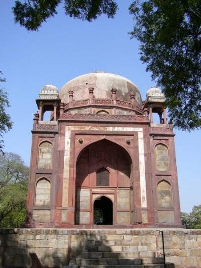 Barber's Tomb (Delhi)