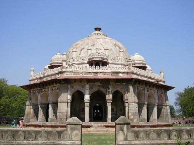 Isa Khan's Tomb (Delhi)