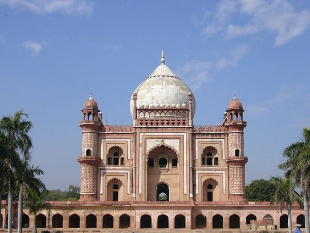 Safdarjung's Tomb (Delhi)