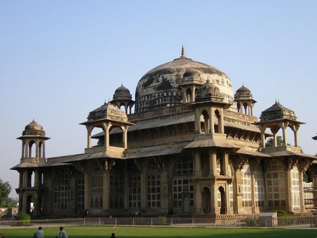 Mausoleum of Ghaus Mohammed (Gwalior)