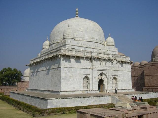 Hoshang Shah's Tomb (Mandu)