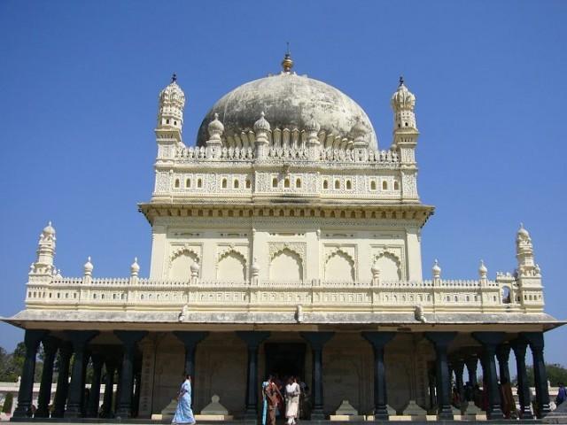 Tipu Sultan's Tomb (Srirangapatna)