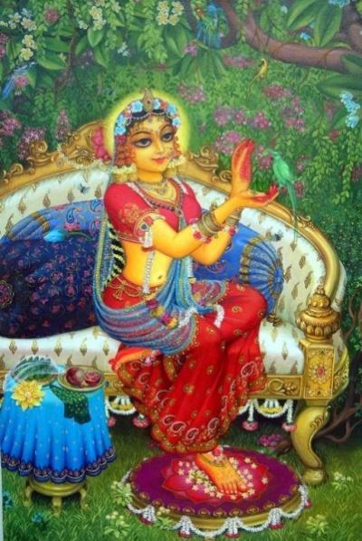 Шримати Радхарани