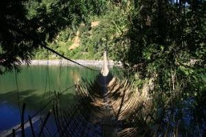 мост через Сион