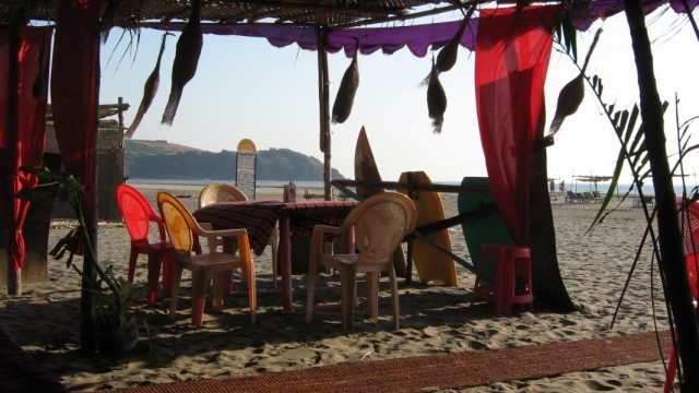 Кафешка в Моржиме