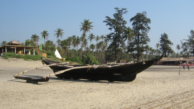 Арамболь-рыбацкая деревушка