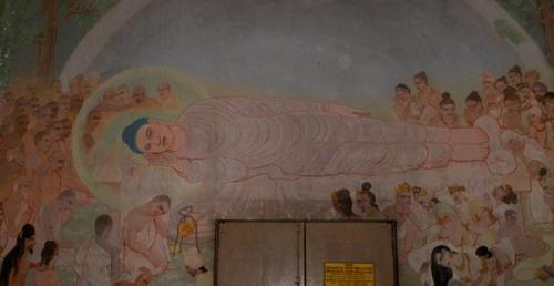 Фрески из храма