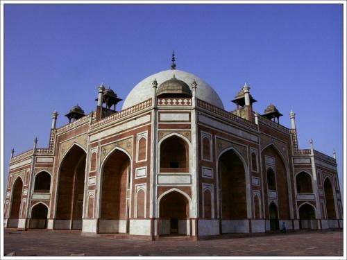 Гробница Хумаюна, Дели