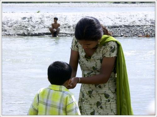 Священная вода Ганги, Ришикеш