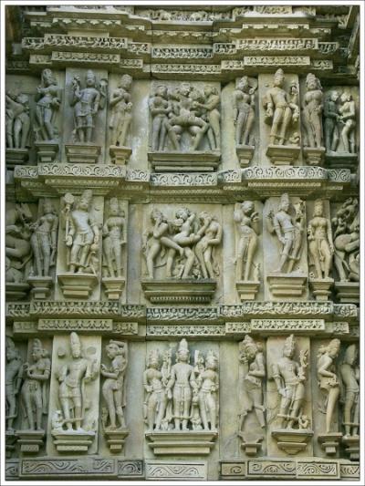 Храмы Кхаджурахо