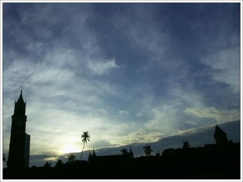 Утро в Бомбее