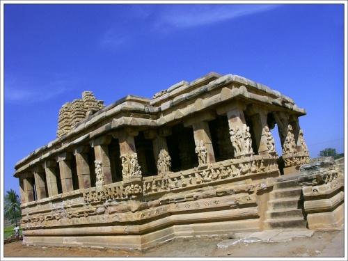 Айхоле, храм Дурги