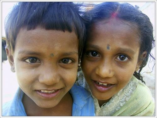 Дети Индии - это всегда чудо
