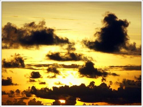 Небо в Амритапури