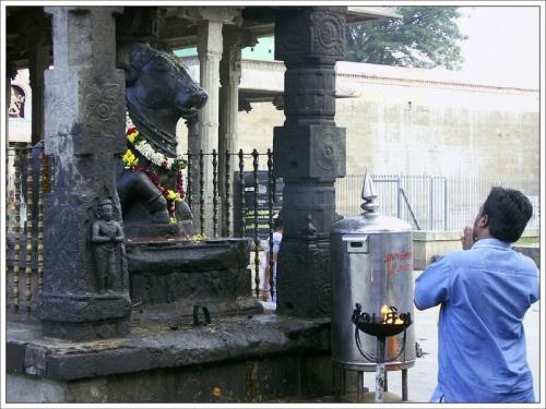 Разговор. Тируваннамалаи, храм Аруначалешвар