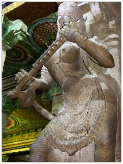 Мадурай. Храм Минакши.