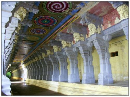 Рамешварам. Храм Раманатхасвами