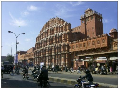 Дворец ветров. Джайпур
