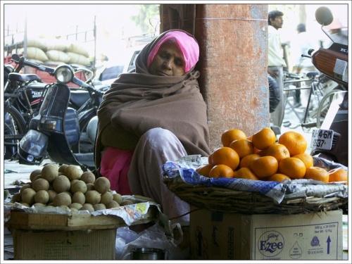 Дневной зной. Джайпур