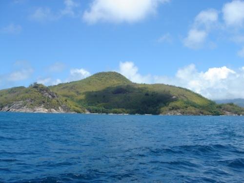 Остров St Anne