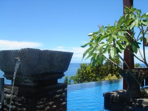 Бассейн в моем номере, отель Maia Resort