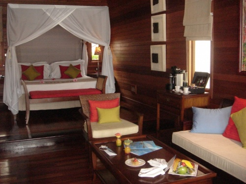 Номер в отеле Hilton Seychelles (Маэ)