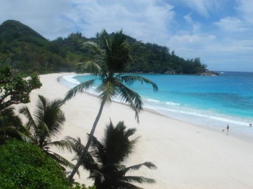 Пляж отеля Banyan Tree (Маэ)