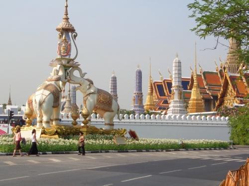 Тайланд, Бангкок, Королевский дворец