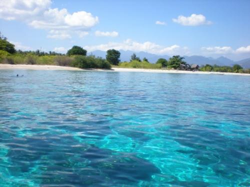 Гили Мено, Индонезия