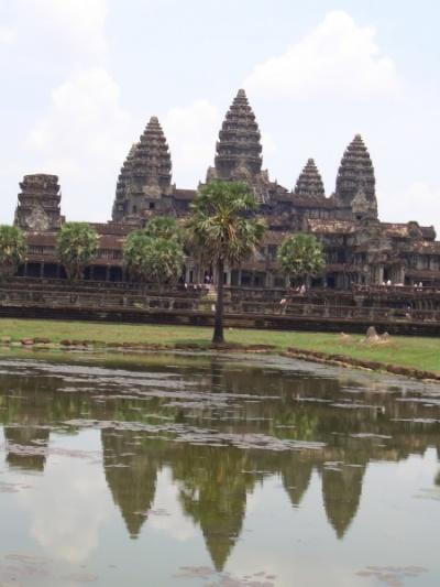 Камбоджа, храм Ангкор Ват
