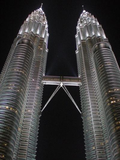 Малайзия, Куала Лумпур, башни Петронас