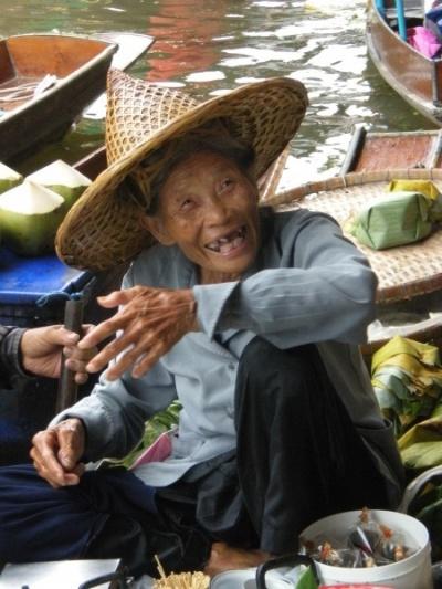Тайская бабушка