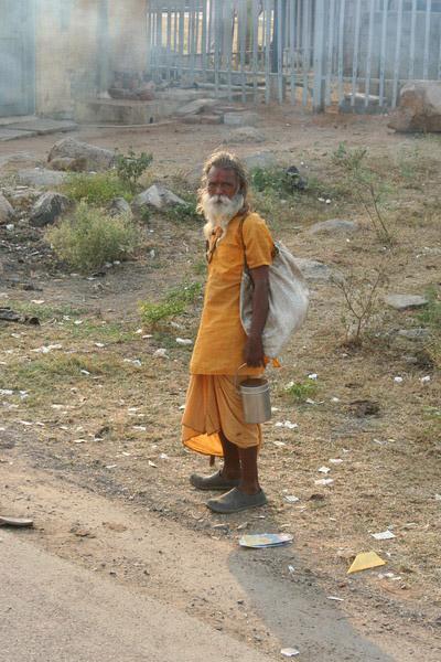 Где-то в Индии. Вода из Ганги