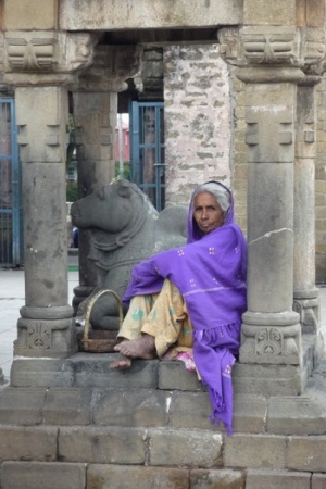 Баджнатх. В храме Шивы