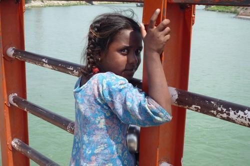 Девочка из Харидвара