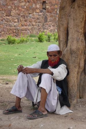 Мусульманин - Красная Борода