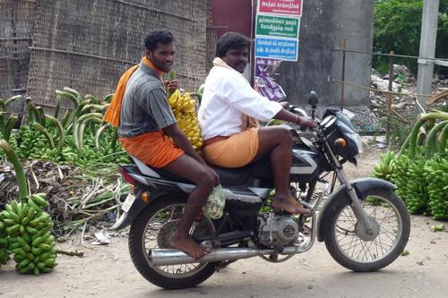 Купили спелые бананы