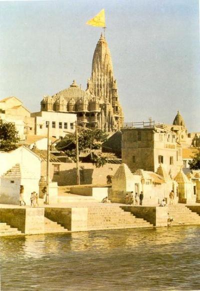 Храм Дваракадиш