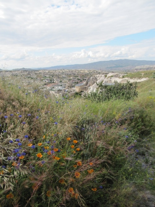 цветущая Каппадокия