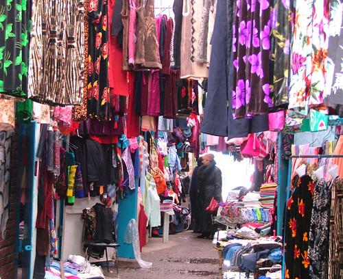 Восточные платки и платья