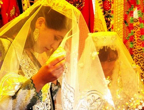 тихая красота (невеста)